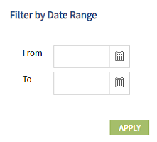 Filter by Date Range